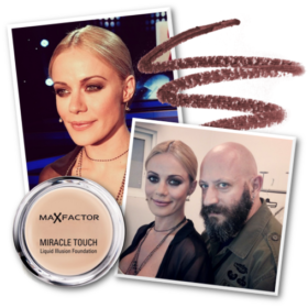 Αποκλειστικό: Όλες οι λεπτομέρειες για το μακιγιάζ της Ζέτας Μακρυπούλια στο 9ο J2US από τον Γιάννη Μαρκετάκη