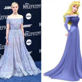 Elle Fanning vs. Ωραία Κοιμωμένη: Ποια το φόρεσε καλύτερα;