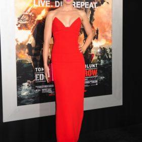 Η Emily Blunt με Prada
