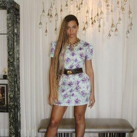 H Beyoncé με Mary Katrantzou