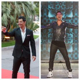 Τι φόρεσε ο Σάκης Ρουβάς όταν παρέλαβε το Greek Legend Award;