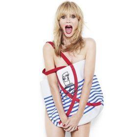 Heidi Klum: Ενώνει τις δυνάμεις της με τον Jean-Paul Gaultier και ποζάρει γυμνή για καλό σκοπό