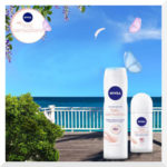 NIVEA TALC SENSATION COVER