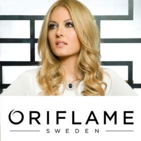 Η Μαρία Έλενα Κυριάκου είναι το νέο πρόσωπο της Oriflame