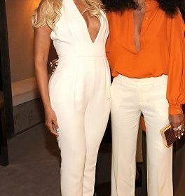 Beyoncé – Solange: Οι αδερφές Knowles πιο αγαπημένες από ποτέ σε φιλανθρωπικό event