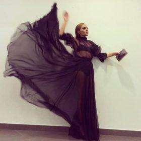 Τι φόρεσε η Τάμτα στο κυπριακό Madwalk;
