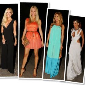 Καλοκαιρινό πάρτι στο Balux: Τι φόρεσαν οι διάσημες Ελληνίδες χτες το βράδυ;