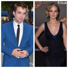 Robert Pattinson: «Δεν έχω την αυτοπεποίθηση της Jennifer Lawrence»