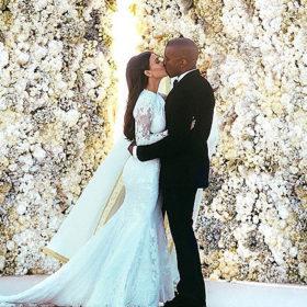 Kanye West: Πόσες ημέρες επεξεργάστηκε τη φωτογραφία του γάμου του;