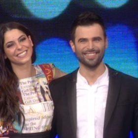 J2US: Μυριέλλα Κουρεντή και Γιώργος Παπαδόπουλος οι νικητές του show