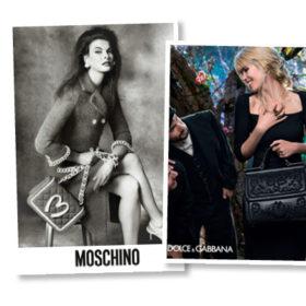Ποια διάσημα μοντέλα των 1990s πρωταγωνιστούν σε καμπάνιες γνωστών οίκων;