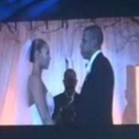Beyoncé – Jay Z: Στη δημοσιότητα video από το γάμο τους έξι χρόνια μετά