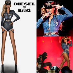 Ποιο είναι το αγαπημένο denim brand της Beyoncé;