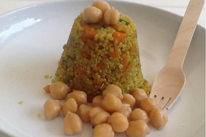quinoa me karuda kai kourkouma