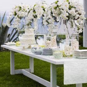 Γάμος σε νησί: Το τραπέζι που θα αφήσει ιστορία