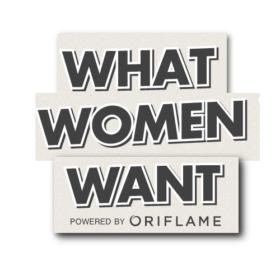 Η Oriflame ξέρει τι θέλουν οι γυναίκες