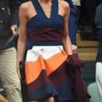 The Wimbledon Mens Tennis Final 2014, victoria beckham, look of the day