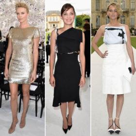 Christian Dior Haute Couture: Τι φόρεσαν οι κυρίες που έδωσαν το παρών;