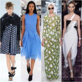 Fashion Week Report: Τι είδαμε στα shows των Chanel, Giambattista Valli, Versace, Sciaparelli και Christian Dior;