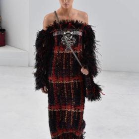 Kendall Jenner: Δημοσίευσε backstage φωτογραφία από το Chanel couture show στο Παρίσι