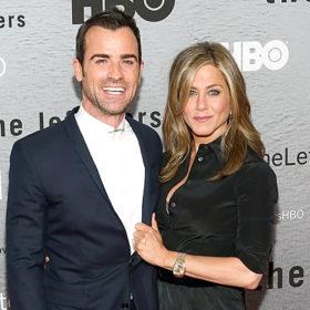 Justin Theroux: Λατρεύει το γεγονός πως αρραβωνιάστηκε την Jennifer Aniston