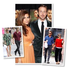 Eva Mendes – Ryan Gosling: Δείτε τις καλύτερες εμφανίσεις του ζεύγους δύο μήνες πριν γίνουν γονείς
