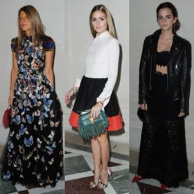 Valentino Haute Couture: Ποιοι έδωσαν το παρών;