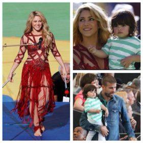 Μουντιάλ 2014: Την παράσταση έκλεψε η Shakira και ο γιος της