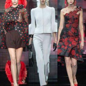 Fashion Week Report: Τι είδαμε στα shows των Armani Privé, Elie Saab, Maison Martin Margiela, Valentino, Viktor & Rolf και Vionnet;