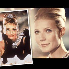 Gwyneth Paltrow: Δεν την θεωρούν αρκετά όμορφη ώστε να υποδύεται την Audrey Hepburn