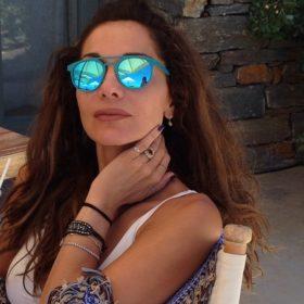 Βρήκαμε τα γυαλιά ηλίου της Δέσποινας Βανδή