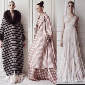 Delphine Manivet: Δείτε μια διαφορετική couture συλλογή