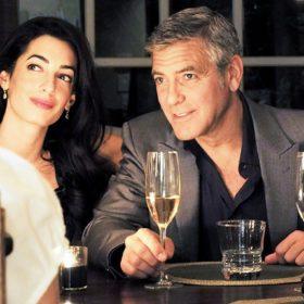 George Clooney: Δείτε το προσκλητήριο για το γαμήλιο πάρτι του