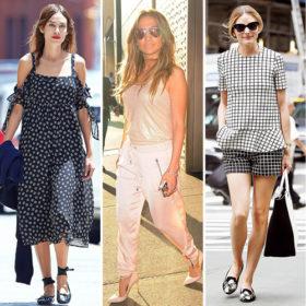 Ακολουθήστε τα στιλιστικά tips των celebrities για το καλοκαίρι