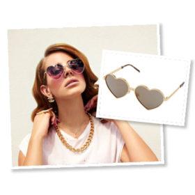 Editor's pick: Βρήκαμε τα γυαλιά ηλίου της Lana Del Rey