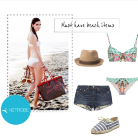 Styling tips by Netrobe.com: Ποια είναι τα must-haves της παραλίας;