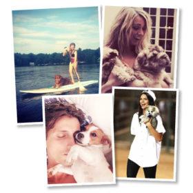 Best Friends For Ever: Οι celebrities μας συστήνουν τα κατοικίδιά τους