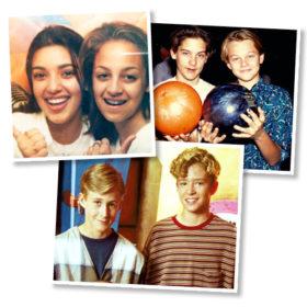 Φίλοι για πάντα: Δείτε ποιοι celebrities γνωρίζονται από παιδιά
