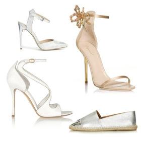 Παντρεύεστε; Έχουμε για εσάς τα ωραιότερα νυφικά παπούτσια