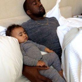 Kanye West: Δείτε το νέο video clip με την κόρη του