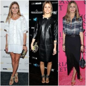 H Olivia Palermo φοράει ξανά και ξανά τα αγαπημένα της Aquazzura παπούτσια