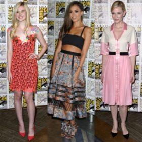 Τι φόρεσαν οι celebrities που έδωσαν το παρών στο φεστιβάλ Comic Con;