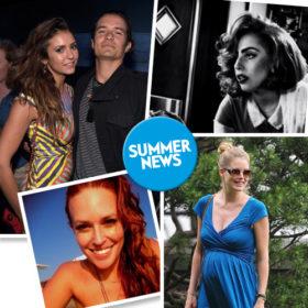 Summer Edition: Μάθετε τα τελευταία celebrity news που πρέπει οπωσδήποτε να ξέρετε