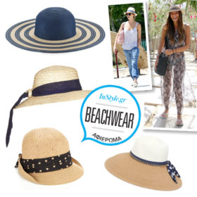 Shopping Guide: Ποτέ στον ήλιο χωρίς καπέλο
