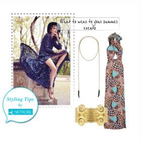 Styling tips by Netrobe.com: Ποια ρούχα και αξεσουάρ μπορείτε να φορέσετε στις καλοκαιρινές σας εξόδους;