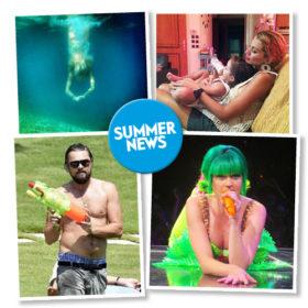 Summer Edition: Αυτά είναι τα τελευταία celebrity news