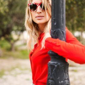 Η Μαρία Ηλιάκη μας δείχνει πώς να φορέσουμε  το maxi φόρεμα το φθινόπωρο