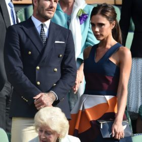 David Beckham: Τρολάρει τη Victoria Bechkam για τις στιλιστικές της επιλογές
