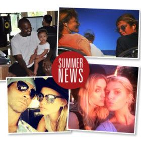 Summer mode: Διαβάστε τα νέα των celebrities που πρέπει να ξέρετε σήμερα