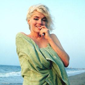 Αυτή είναι η τελευταία φωτογράφιση της Marilyn Monroe